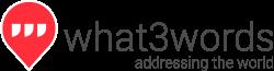 what3words – damit jeder Mensch eine Adresse hat