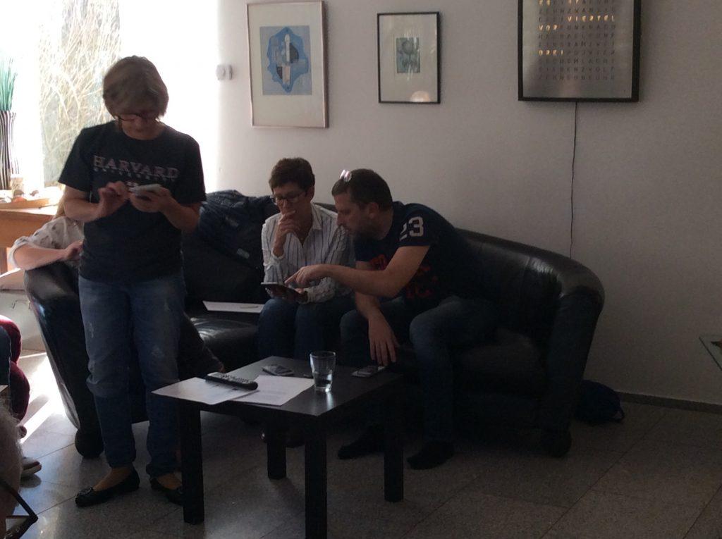 Smartphone-Workshop